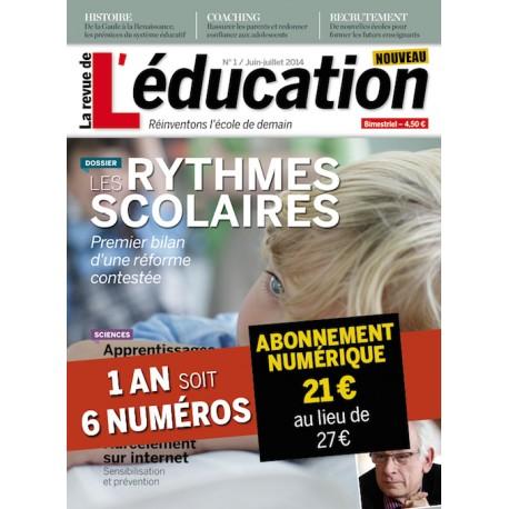 Abonnement France un an - version numérique