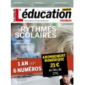 Abonnement France et étranger un an - version numérique